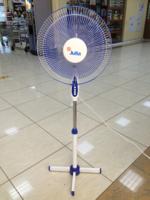 Вентилятор напольный D40 , мощность 35вт , вращение на 90° , 3 скорости вращения , высота 125см
