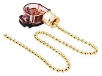 Включатель с цепочкой (Микрик) золото