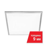 Wolta светодиодная панель 595х595х9 мм 40Вт 6500К 3200Лм LPC40W60-02