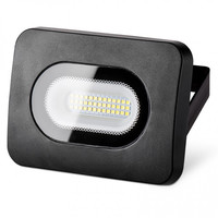 WOLTA Светодиодный прожектор LFL-30W/05, 5500K, 30W SMD, IP 65, цвет серый,слим